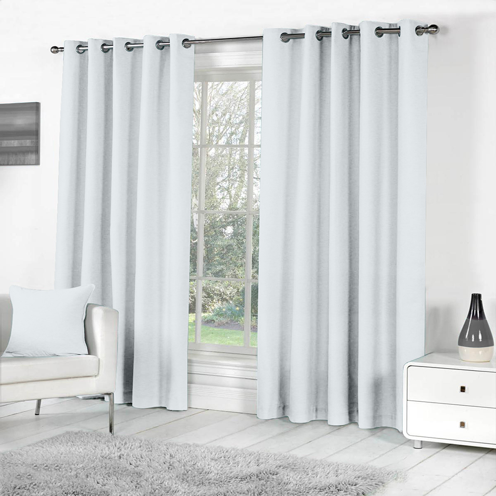 Curl Up Blackout Curtains Panel for Door Room Darkeing ...